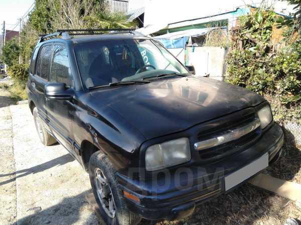 Chevrolet Tracker, 2000 год, 190 000 руб.