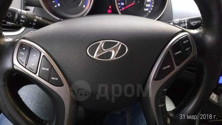 Hyundai Elantra, 2013 год, 540 000 руб.