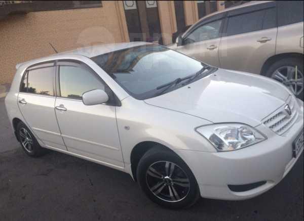 Toyota Allex, 2002 год, 350 000 руб.