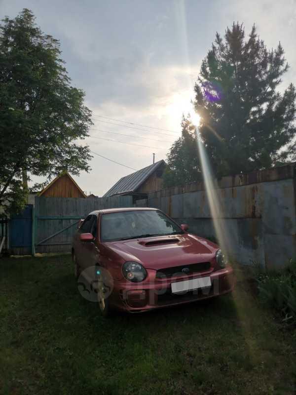 Subaru Impreza WRX, 2000 год, 434 999 руб.