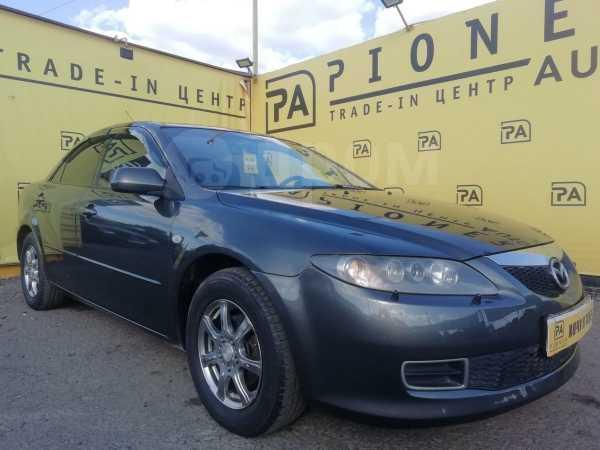 Mazda Mazda6, 2005 год, 255 000 руб.