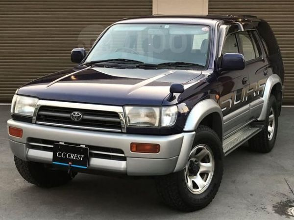 Toyota Hilux Surf, 1997 год, 516 000 руб.