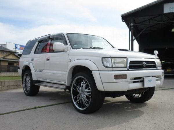 Toyota Hilux Surf, 1998 год, 548 000 руб.