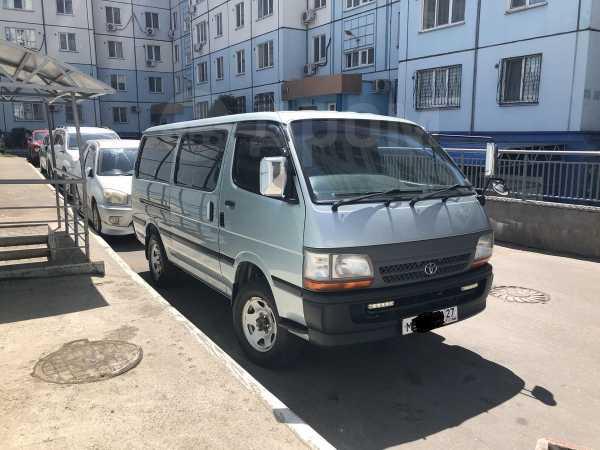 Toyota Hiace, 2001 год, 520 000 руб.
