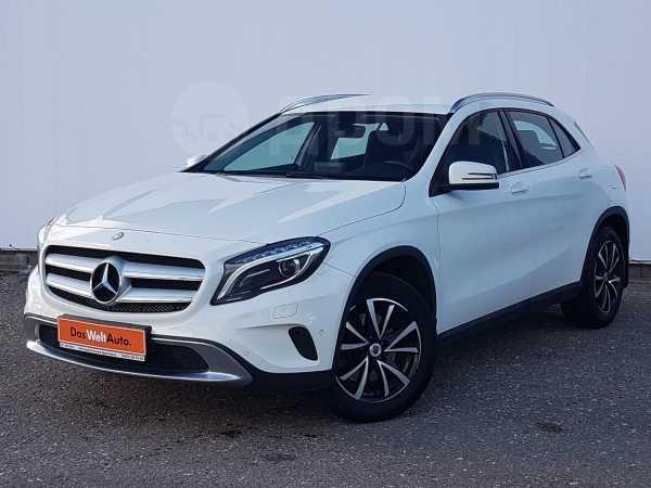 Mercedes-Benz GLA-Class, 2015 год, 1 250 000 руб.