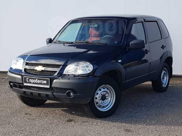 Chevrolet Niva, 2019 год, 535 000 руб.