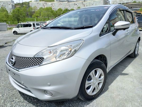 Nissan Note, 2016 год, 640 000 руб.