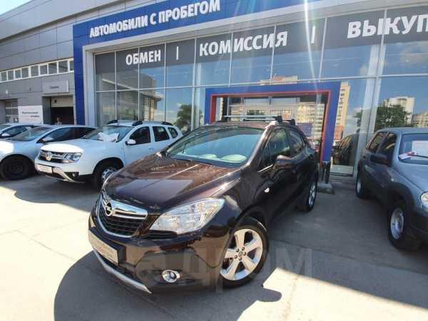 Opel Mokka, 2014 год, 740 000 руб.