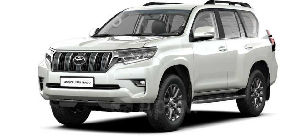 Toyota Land Cruiser Prado, 2020 год, 3 801 000 руб.