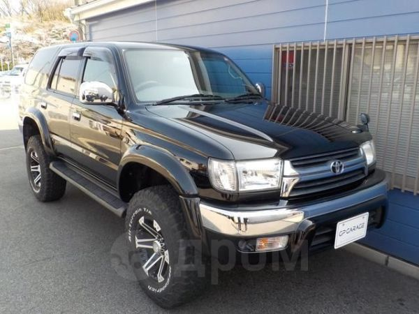 Toyota Hilux Surf, 2001 год, 468 000 руб.