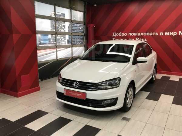 Volkswagen Polo, 2017 год, 715 000 руб.