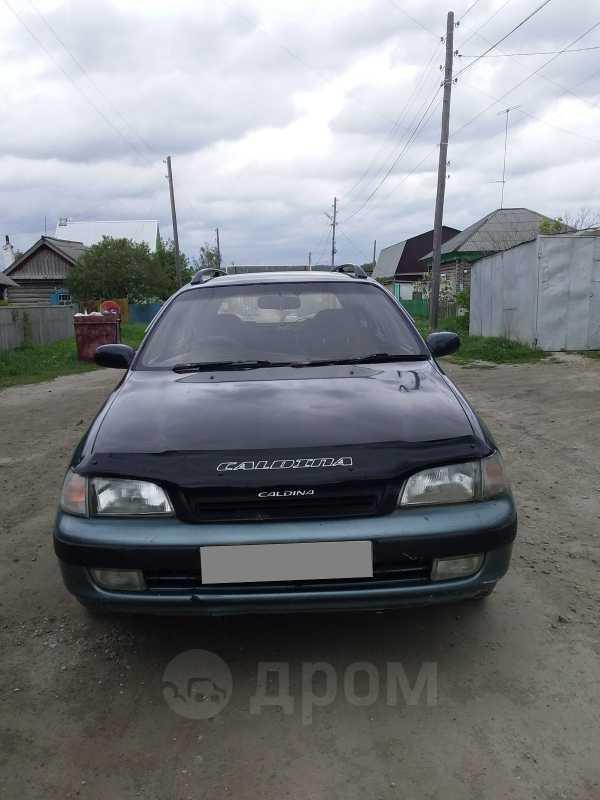 Toyota Caldina, 1995 год, 159 000 руб.