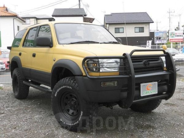 Toyota Hilux Surf, 1998 год, 533 000 руб.