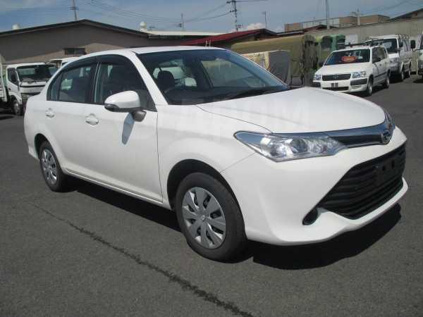 Toyota Corolla Axio, 2016 год, 600 000 руб.