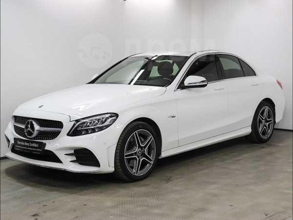 Mercedes-Benz C-Class, 2018 год, 2 348 000 руб.
