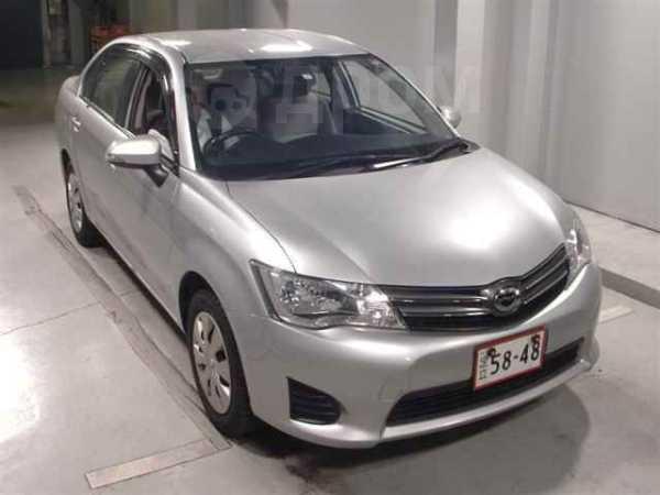 Toyota Corolla Axio, 2016 год, 620 000 руб.