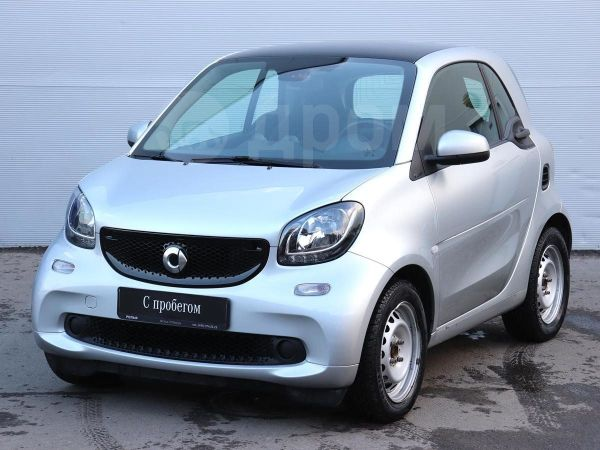 Smart Fortwo, 2017 год, 698 000 руб.