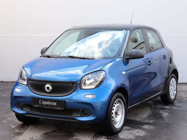 Smart Forfour, 2018 год, 798 000 руб.