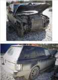Land Rover Range Rover, 2010 год, 350 000 руб.