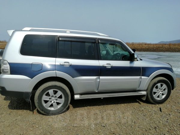Mitsubishi Pajero, 2007 год, 1 001 001 руб.