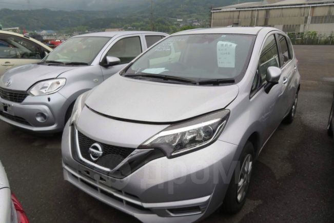 Nissan Note, 2017 год, 610 000 руб.