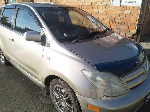Toyota ist, 2002 год, 210 000 руб.