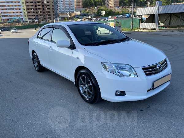 Toyota Corolla Axio, 2010 год, 465 000 руб.