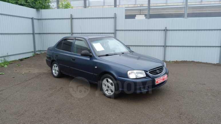 Hyundai Accent, 2009 год, 215 000 руб.