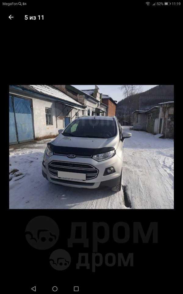 Ford EcoSport, 2015 год, 699 900 руб.