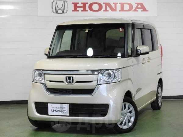 Honda N-BOX, 2016 год, 428 000 руб.