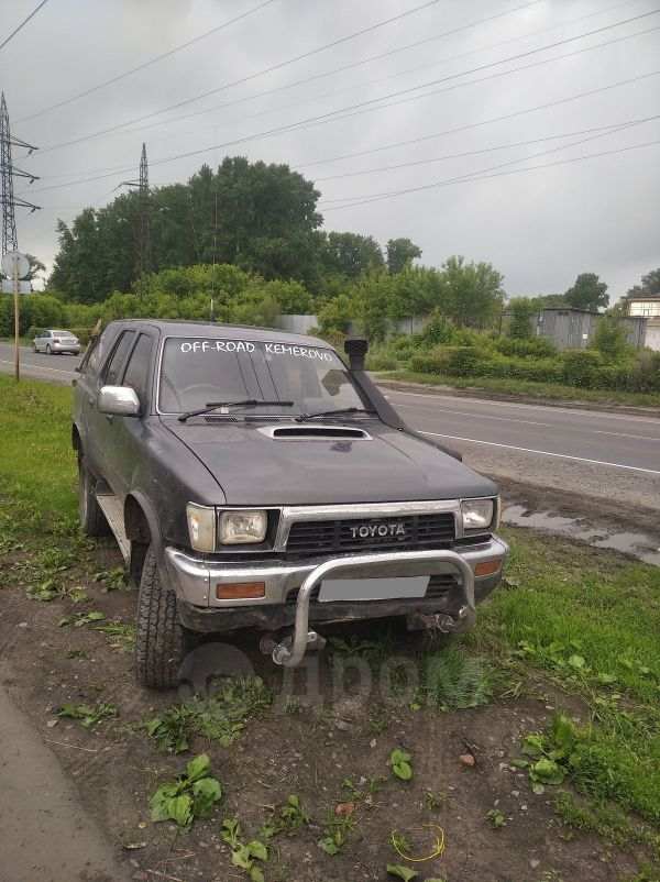 Toyota Hilux Surf, 1990 год, 250 000 руб.