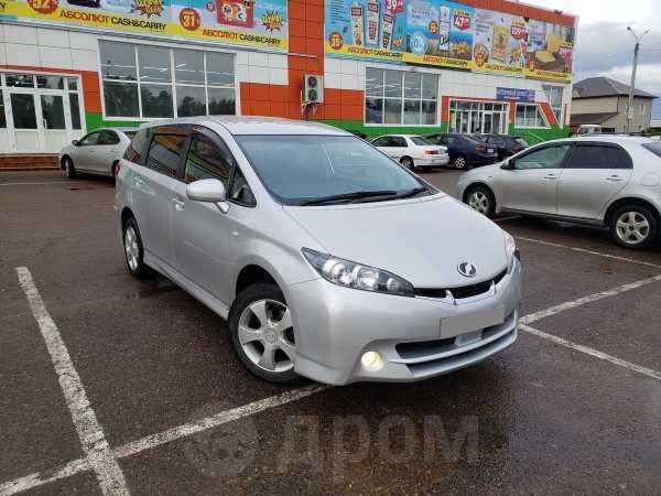 Toyota Wish, 2009 год, 680 000 руб.