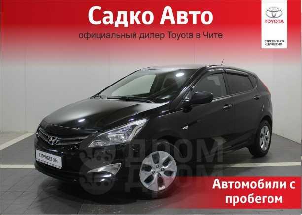 Hyundai Solaris, 2015 год, 545 000 руб.