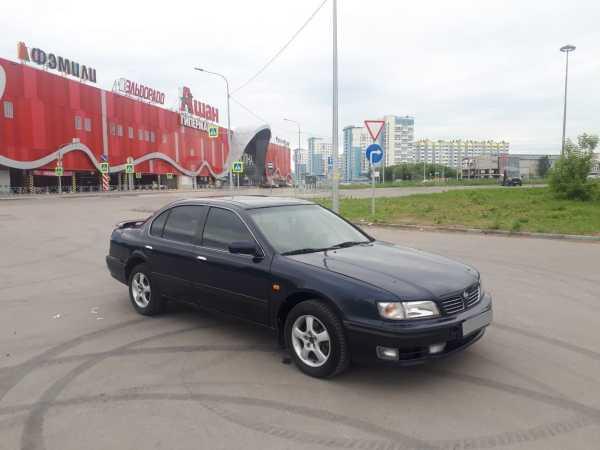 Nissan Maxima, 1995 год, 177 000 руб.