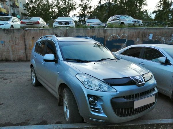 Peugeot 4007, 2010 год, 720 000 руб.