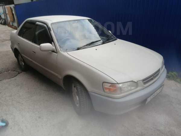 Toyota Corolla, 1998 год, 130 000 руб.