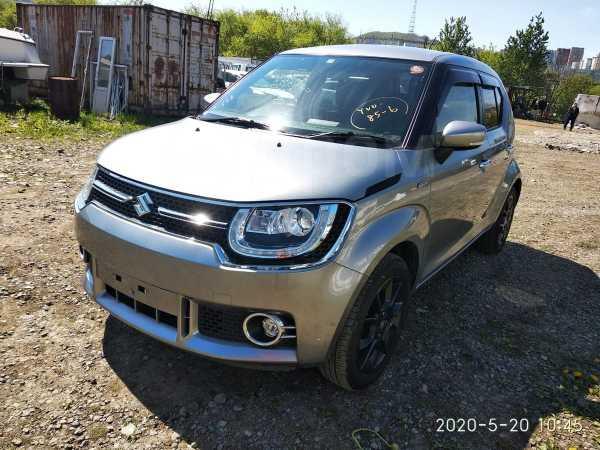 Suzuki Ignis, 2017 год, 755 000 руб.