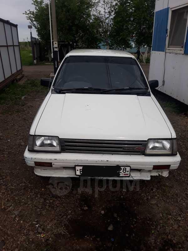Toyota Tercel, 1988 год, 65 000 руб.