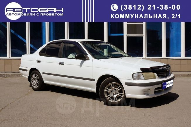 Nissan Sunny, 2001 год, 179 000 руб.