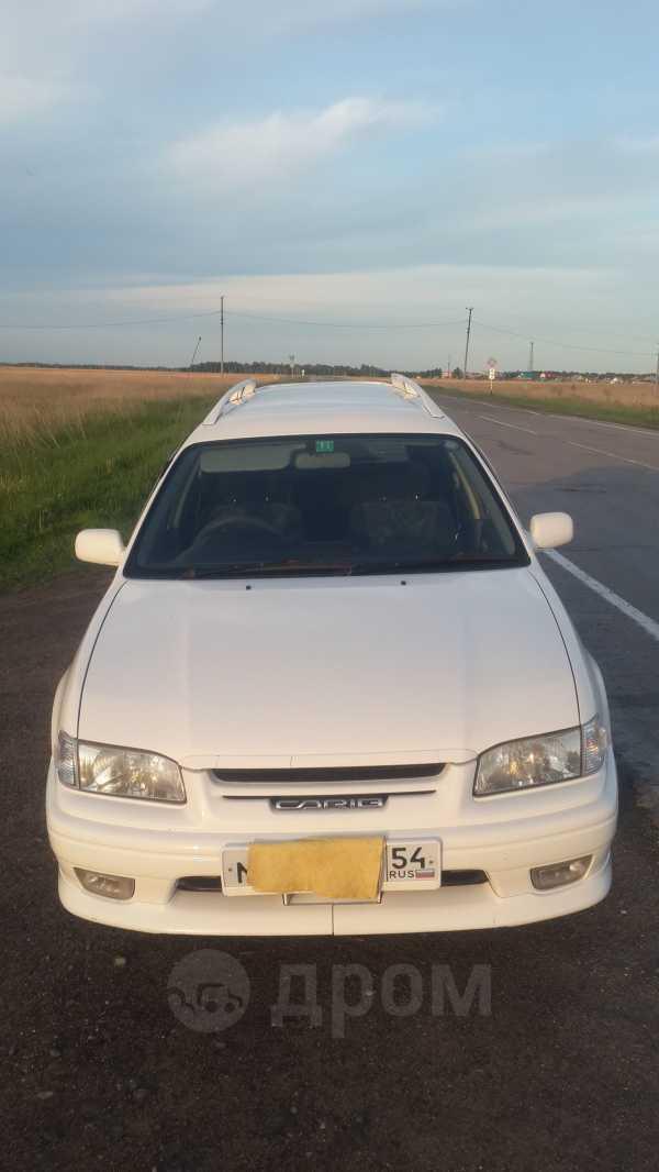 Toyota Sprinter Carib, 1998 год, 260 000 руб.
