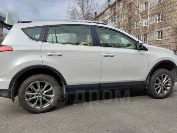 Toyota RAV4, 2016 год, 1 525 000 руб.