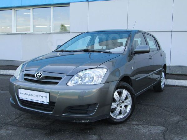 Toyota Corolla, 2006 год, 440 000 руб.