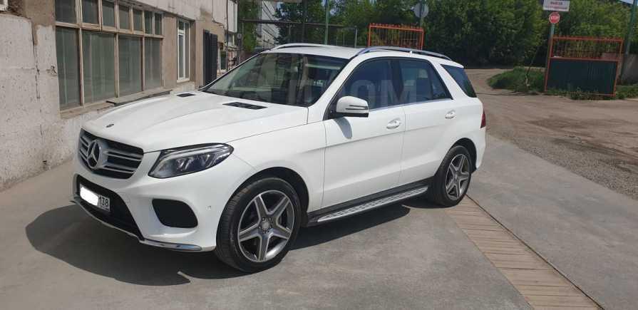 Mercedes-Benz GLE, 2016 год, 2 300 000 руб.