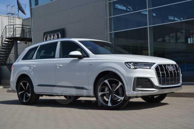 Audi Q7, 2020 год, 5 950 000 руб.