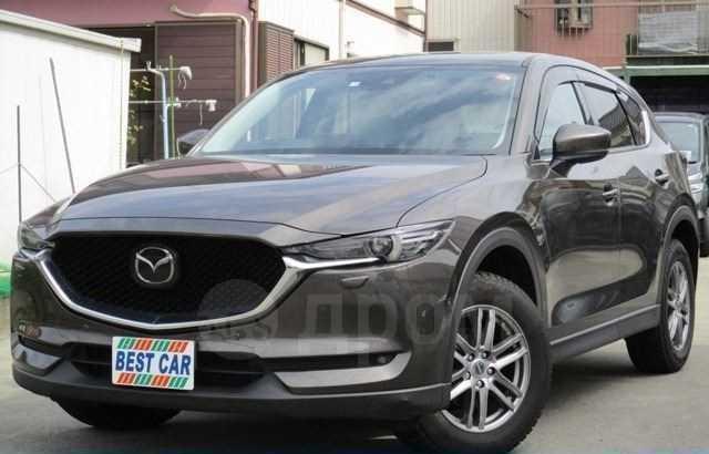 Mazda CX-5, 2017 год, 1 257 330 руб.