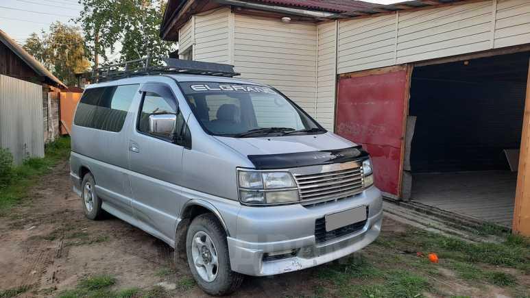 Nissan Caravan Elgrand, 1990 год, 550 000 руб.