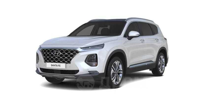 Hyundai Santa Fe, 2020 год, 2 699 000 руб.