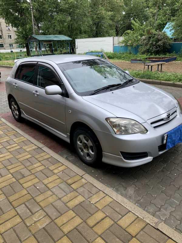 Toyota Corolla Runx, 2004 год, 400 000 руб.