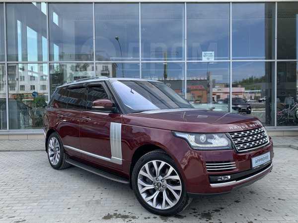 Land Rover Range Rover, 2017 год, 6 150 000 руб.