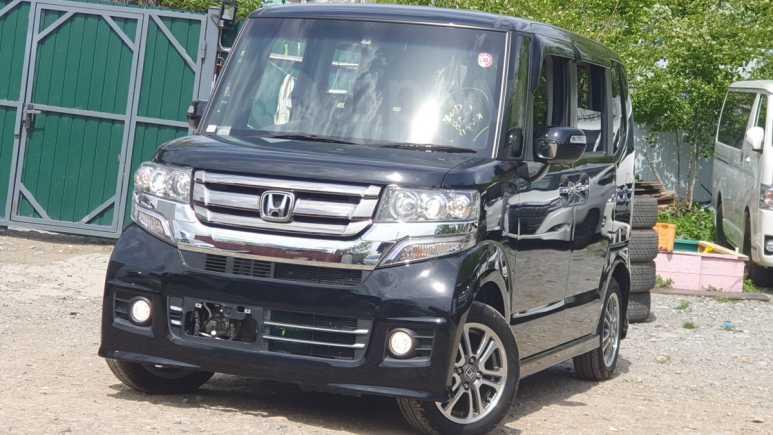 Honda N-BOX, 2016 год, 465 000 руб.